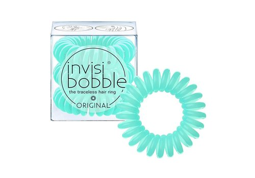 Invisibobble Invisibobble Original Elastiek Mint To Be 3 Stuks