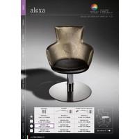 ALEXA CHAIRTOP METOUT SEAT BRACKET
