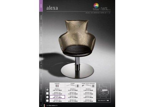 Salon Ambience ALEXA CHAIRTOP METOUT SEAT BRACKET