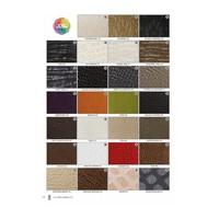 ALEXA PLASTIC BACKREST COVER, ZWART STRIP
