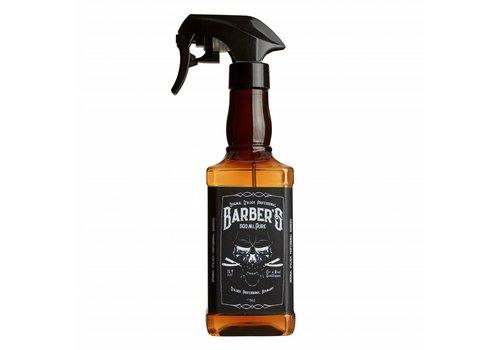Waterspuit Jack Barber's 500 ML + Shampoo Pomp