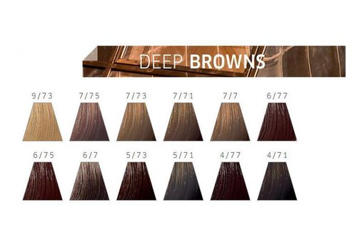 Wella WELLA COLOR TOUCH DEEP BROWNS 4/77 60ML