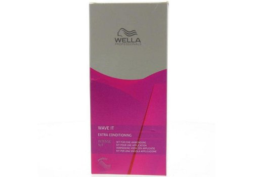 Wella WELLA WAVE IT EXTRA CONDITIONING INTENSE 205 ml kitML