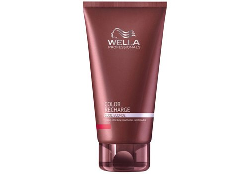 Wella WELLA COLOR RECHARGE COOL BLONDE CONDITIONER 200ML