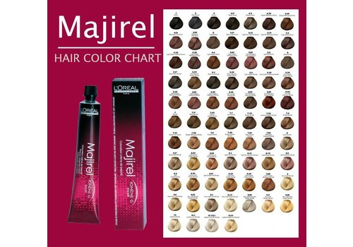 Loreal Loreal Majirel Absolu 50 ML 6.34