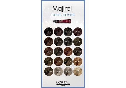 Loreal Loreal Majirel Cool Cover 50 ML 8.11