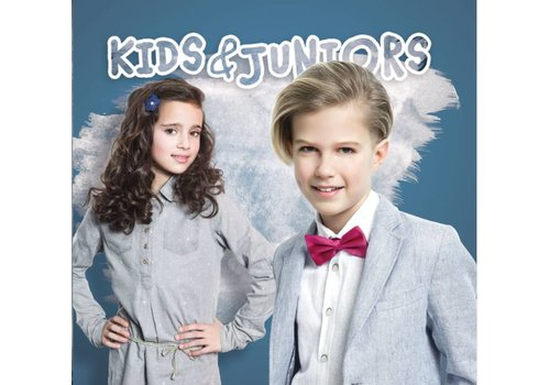MODELLENBOEK KIDS & JUNIORS