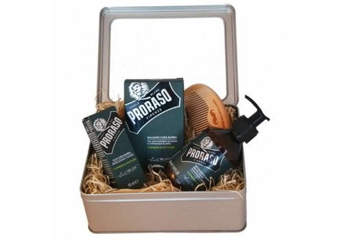 Proraso Proraso Beard Grooming Gift Box Cypress & Vetyver