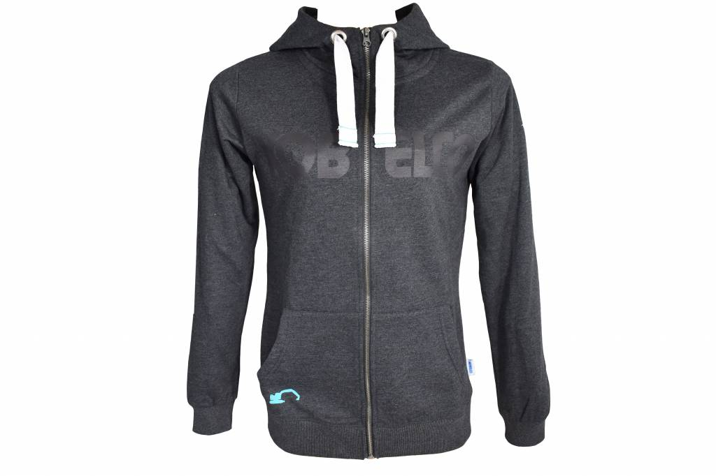 Ladies Zip Up Sweatshirt Small