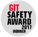 winnaar safety award