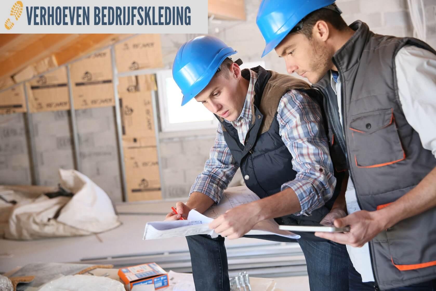 Werkkleding bouw