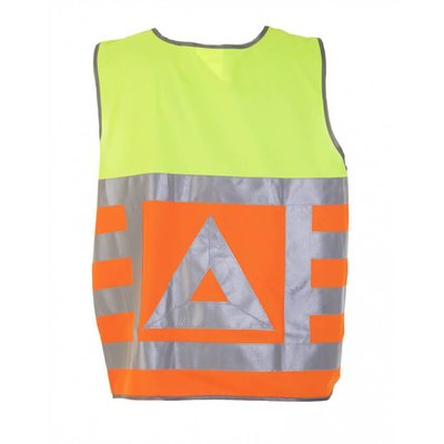 Hydrowear Maurik verkeersregelaar waistcoat