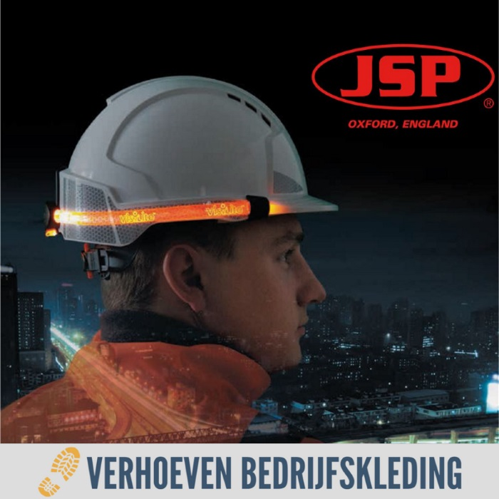 Hoofdbescherming JSP helm