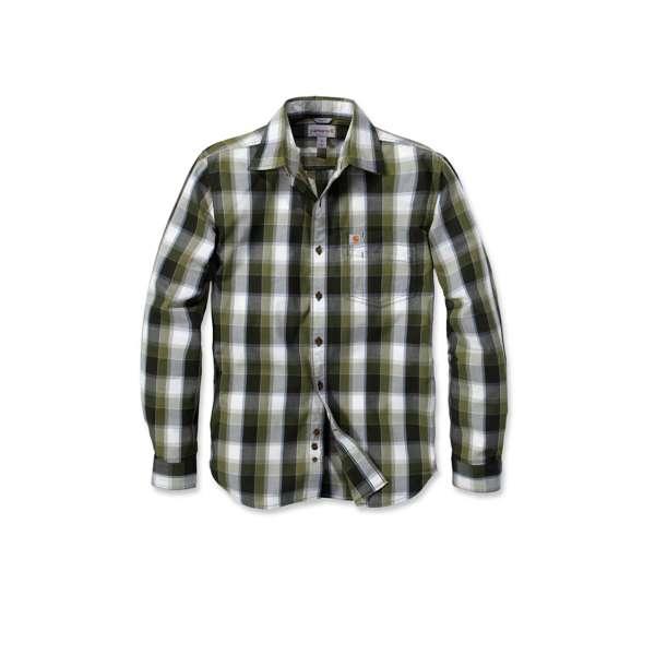 Plaid shirt lange mouwen