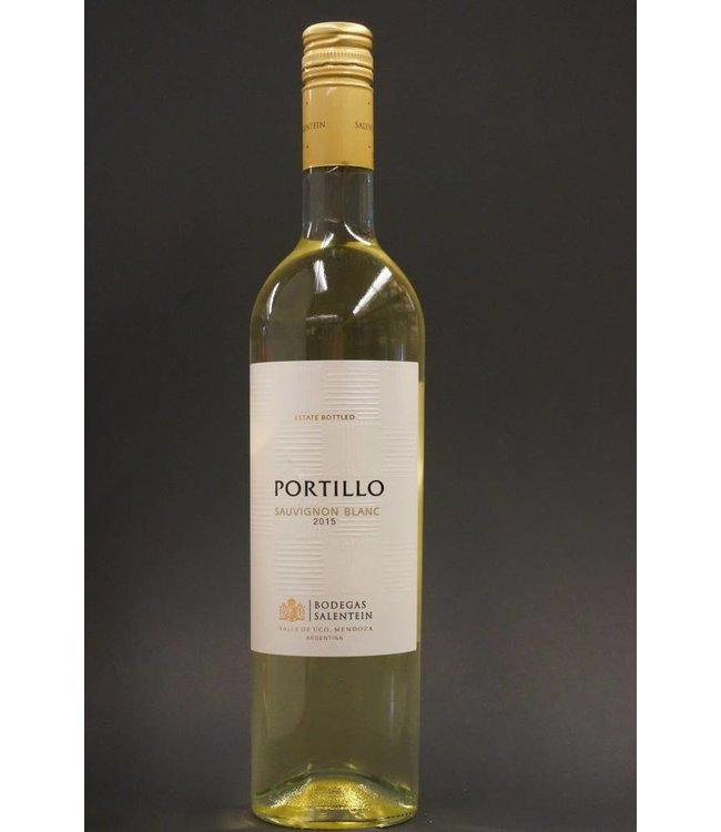 Portillo Sauvignon Blanc 2015