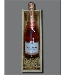 Champagne Taittinger Prestige Rosé Brut + kistje