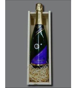 Crémant Poll-Fabaire, Chardonnay Brut + kistje