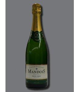 Mandois Champagne Demi-Sec