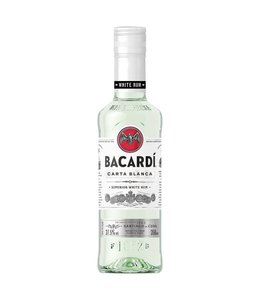 Bacardi Carta Blanca Superior White Rum 350ml