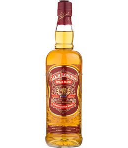 Lock Lomond Single Blend Scotch Whisky
