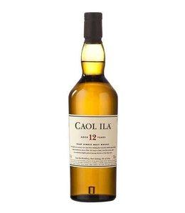 Caol Ila Single Malt Scotch Whisky 12 Years