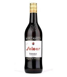 Barbadillo Manzanilla Solear Sherry
