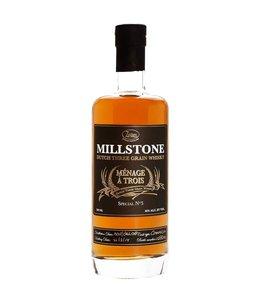 Zuidam Millstone Dutch Three Grain Whisky