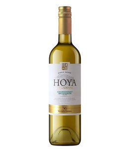 Hoya de Cadenas chardonnay sauvignon blanc 2016