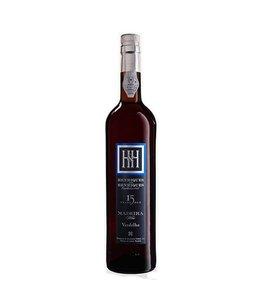 H&H 15 Years Madeira Wine Malmsey