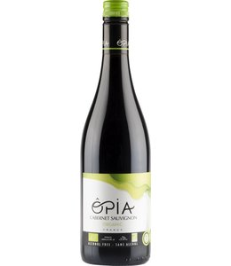 Opia Cabernet Sauvignon Organic - alcohol vrije wijn rood
