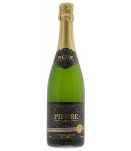 Pierre Chavin - Blanc de Blancs - mousserende wijn alcohol vrij