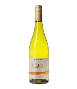 Pierre Chavin - Chardonnay - alcohol vrije wijn wit