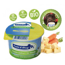Cold & Dog Frozen Yoghurt Kaas
