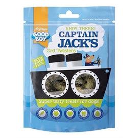 Captain Jack's Captain Jack's Kabeljauw twisters 90gr
