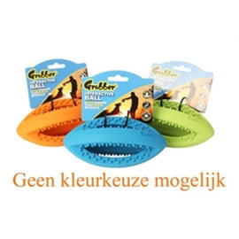 Happy Pet Grubber Rugbybal Mini 19cm