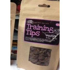 CSJ Meaty Treats Training Tips 100gr
