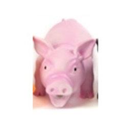 Doggy Dolittles Latex Wildschwein 20cm Pink