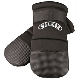 Trixie Walker Care Beschermschoen zwart 2st M 15x8cm