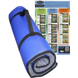 FitPaws K9Fitbed Small/Medium Blauw 51x76cm