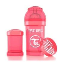 TwistShake babyfles antikoliek 180 ml - Peach