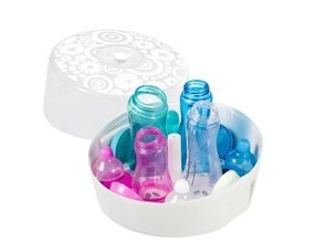 Fles en speen sterilisators