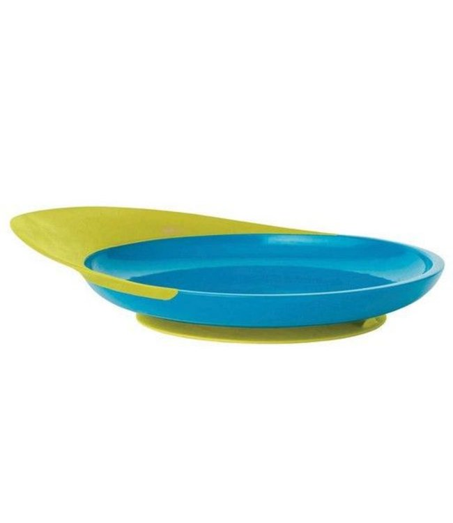 Boon Inc Boon blauw eetbord Catch plate
