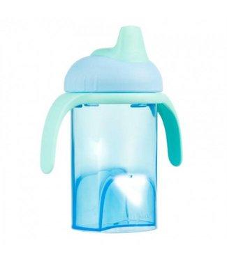 Difrax Difrax bleu anti fuite fuite gobelet