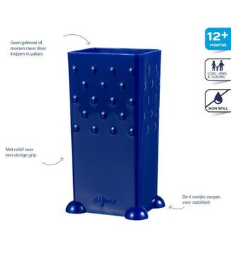 Difrax Porte-colis bleu Difrax