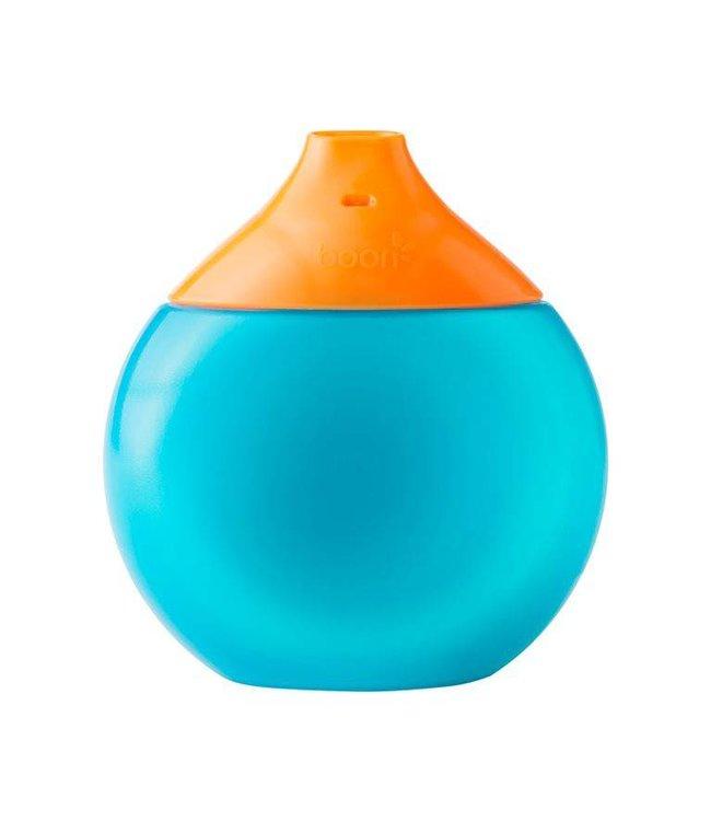 Boon Inc Boon blauwe drinkbeker Fluid