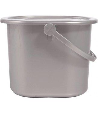 bebe-jou Bebe-jou diaper pail Uni Silver