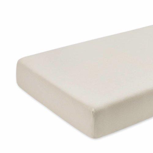 Bemini Hoeslaken bed 70x140cm Sesame