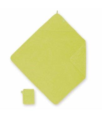 Bemini Badcape Bemini Bamboo 90x90cm Lime