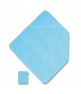 Bemini Bathcape Terry 75x75cm COOLAY azur 2
