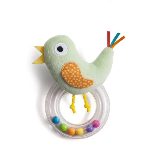 Taf Toys Taf Toys activity speelgoed Cheeky chick rattle